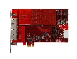 BeroNet Modular VoIP Gateway Card-128 Channels (BF6400e)