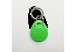 RFID Key Fobs 125KHz, TK4100, EM4100, (10 Pack) - Light Green