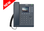 Htek UC921G Enterprise Gigabit Color IP Phone