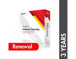 Seqrite Endpoint Security Business Edition Renewal - 3 Years