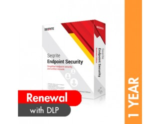 Seqrite Endpoint Security Business Edition with DLP Renewal - 1 Year