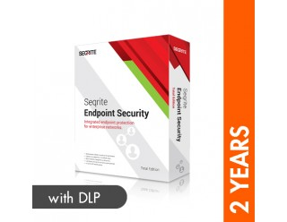 Seqrite Endpoint Security Total Edition with DLP - 2 Years