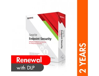 Seqrite Endpoint Security Total Edition with DLP Renewal - 2 Years