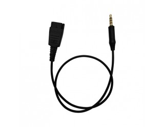 Supervoice SVC-QDJ304 - QD to Single 4Pins 3.5mm Jack Bottom Cable